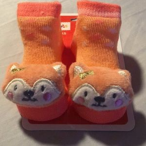 Other - 3D Baby Socks 0-12 months NWT